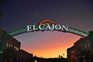 downtown el cajon